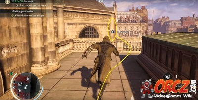 assassins creed syndicate vault glitch
