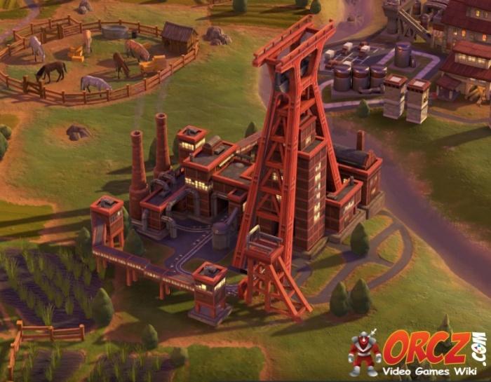 Civilization VI: Ruhr Valley - Orcz com, The Video Games Wiki