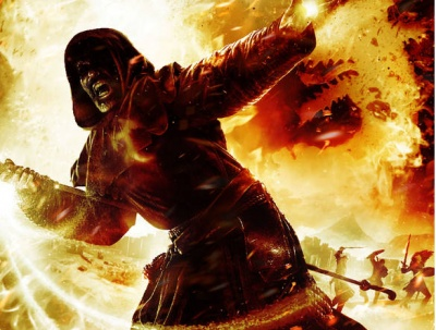 how to change from mage to sorcerer dragons dogma