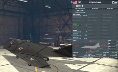F 117 Nighthawk Wargame AirLand Battle...