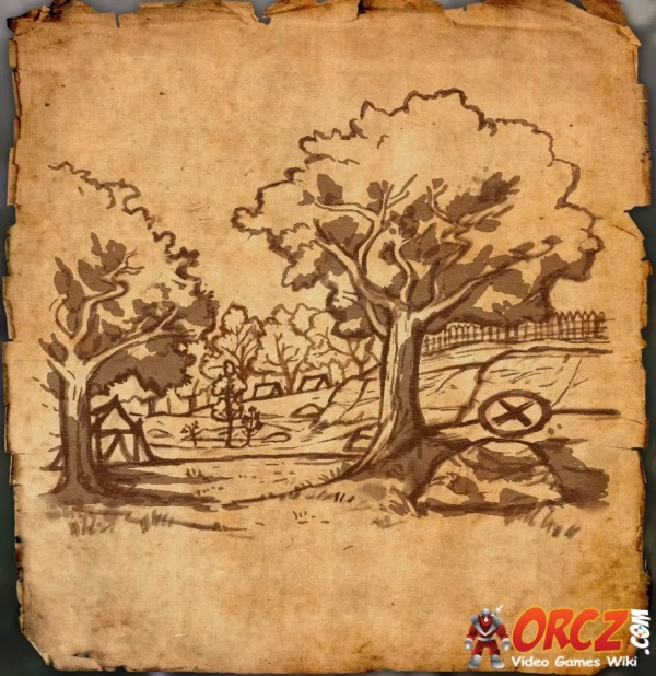 ESO: Glenumbra Treasure Map III - Orcz.com, The Video Games Wiki