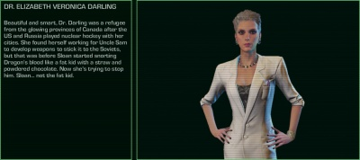 Far Cry 3 Blood Dragon Darling Orcz Com The Video Games Wiki