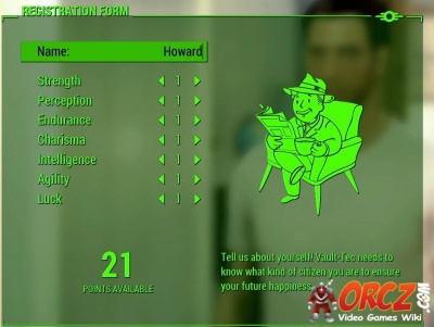 Fallout 4: Vault-Tec Registration - Orcz.com, The Video Games Wiki