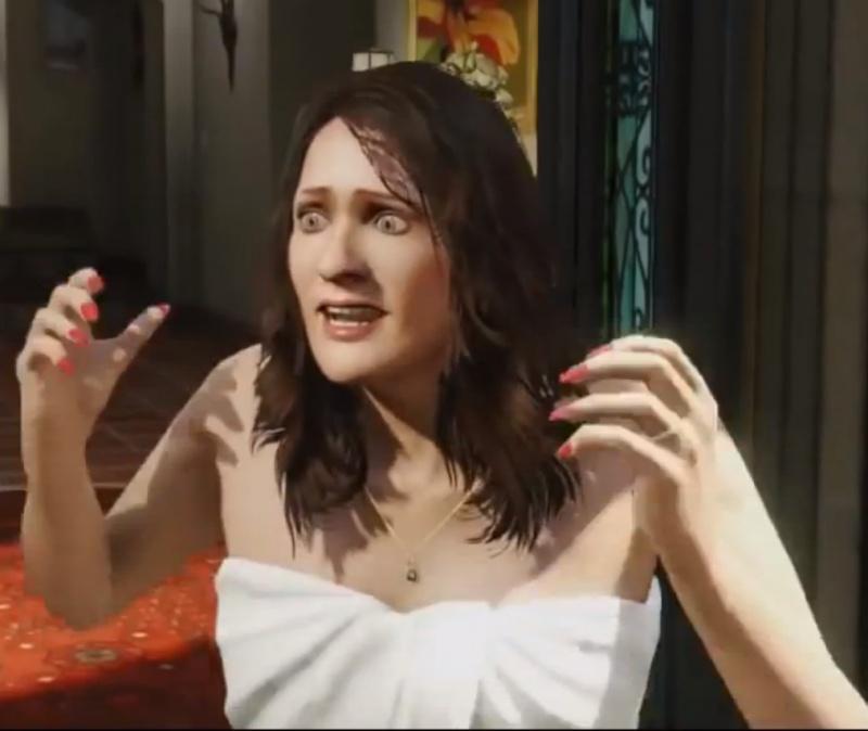 GTA V: Amanda - Orcz.com, The Video Games Wiki