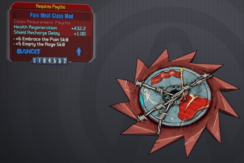 Borderlands 2: Pain Meat Class Mod - Orcz com, The Video