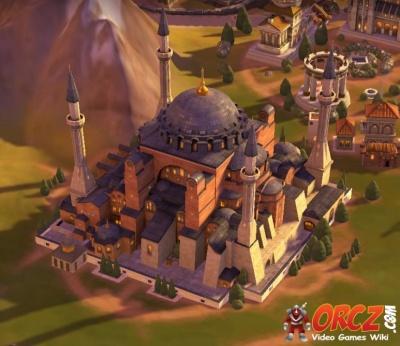 Civilization VI: Hagia Sophia - Orcz com, The Video Games Wiki