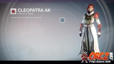 cleopatra ak shader