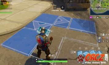 how to edit build in fortnite