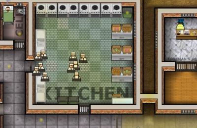 Prison Architect Kitchen Orcz Com The Video Games Wiki