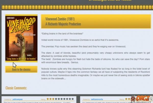 GTA V: Vinewood Zombie - Orcz com, The Video Games Wiki