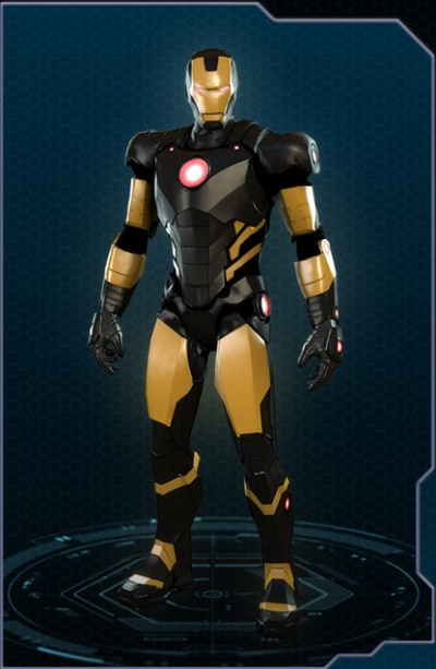 Costume Marvel Heroes Marvel Heroes Iron Man Marvel