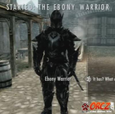 Skyrim ebony locations