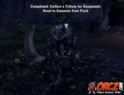 ESO: Howl to Summon Your Pack - Orcz.com, The Video Games Wiki