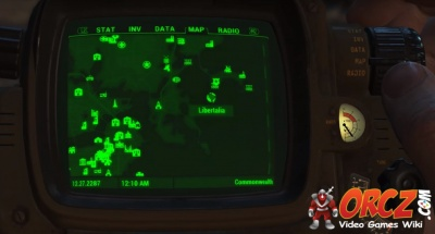 us covert operations manual magazine in fallout 4