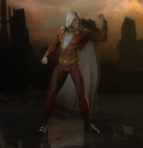 Injustice: Gods Among Us: Shazam New 52 Alternate Costume ...