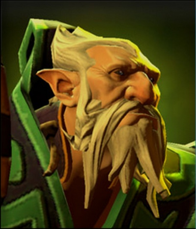 how to play lone druid