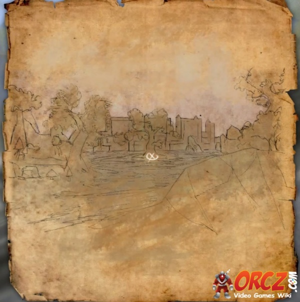 ESO: Deshaan CE Treasure Map - Orcz.com, The Video Games Wiki on