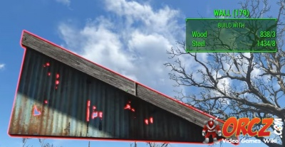 how to build a warehouse in fallout 4