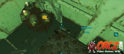 Fallout  Entryway Locker Room