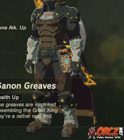 Breath Of The Wild Phantom Ganon Armor Orcz Com The