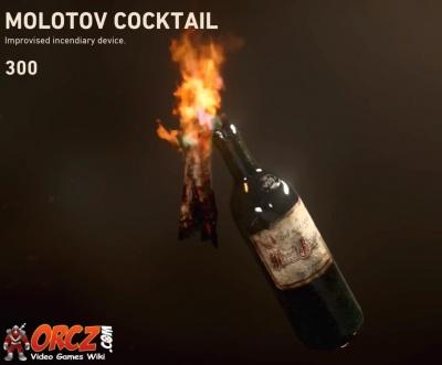 Molotov Cocktail Call of Duty WW2: Molo...