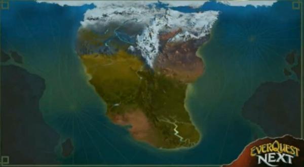 EQ Next: Map - Orcz com, The Video Games Wiki