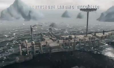 Skyrim Dragonborn: Northshore Landing - Orcz com, The Video