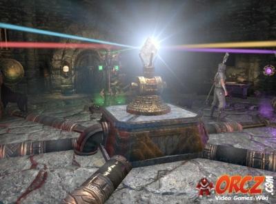 ESO Morrowind: Barilzar's Experiment Puzzle Solution - Orcz