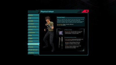 Shadowrun Returns Physical Adept Orczcom The Video Games Wiki