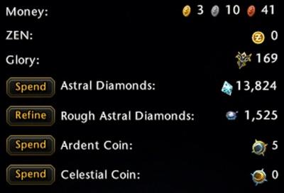 cheap astral diamonds
