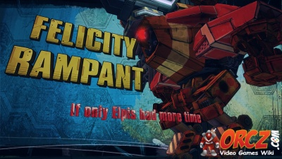 Felicity Rampant On Elpis In Borderlands The Presequel BLTPS