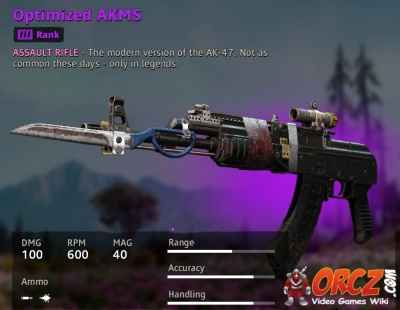 Far Cry New Dawn Optimized Akms Orcz Com The Video Games Wiki