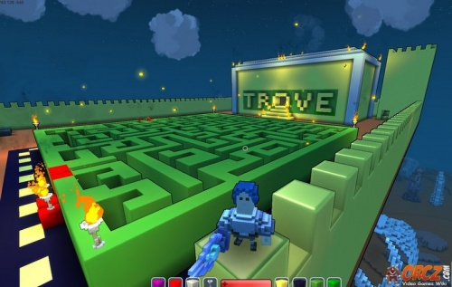 how to build a good house in trove