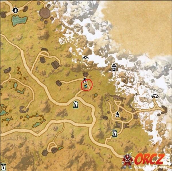 Eso Eastmarch Treasure Map Vi Orcz Com The Video Games