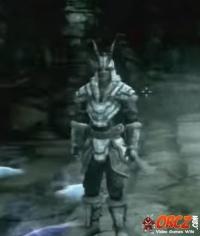 Skyrim Dragonborn Deathbrand Armor Set Orczcom The Video Games Wiki