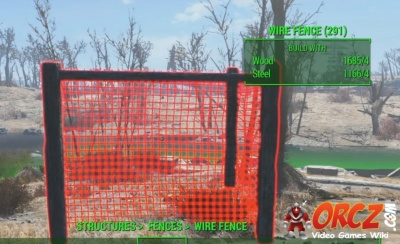 Fallout 4: Wire Fence - Orcz com, The Video Games Wiki
