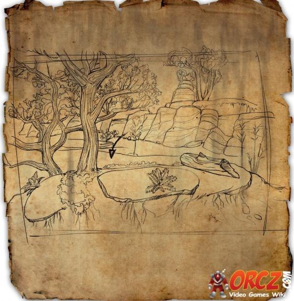 eso greenshade treasure map ii orcz the video games wiki