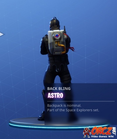 Fortnite Battle Royale Astro Orcz Com The Video Games Wiki