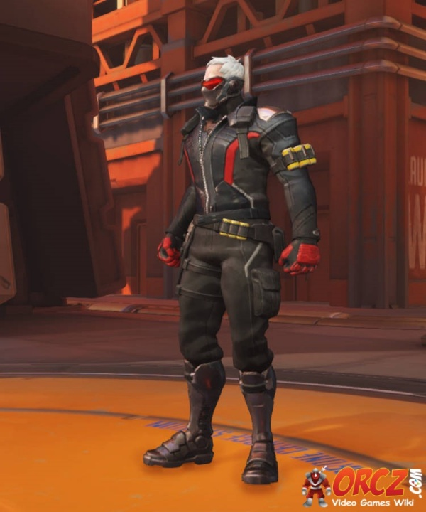 Overwatch Soldier 76 Jet Skin Orcz Com The Video Games