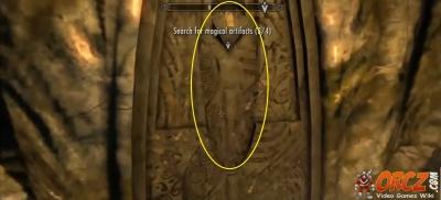 how to get the magical artifacts in saarthal