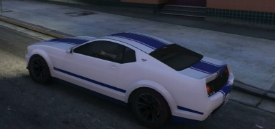 Vapid Dominator Gta 5 Location