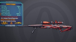 Invader Sniper Rifle