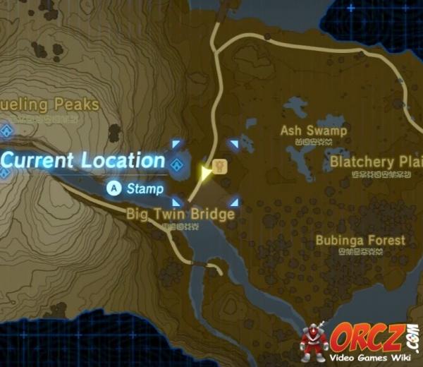 Misko The Great Bandit Zelda >> Breath of the Wild: Big Twin Bridge - Orcz.com, The Video ...