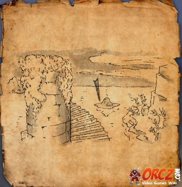 ESO: Glenumbra Treasure Map IV - Orcz.com, The Video Games Wiki