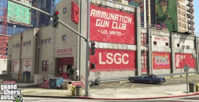 Gta V Ammunation Gun Club Orcz Com The Video Games Wiki