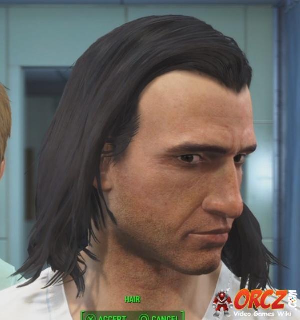 Fallout 4 Male Hair Beatnik Orcz The Video Games Wiki