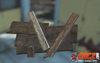 Fallout 4 wood