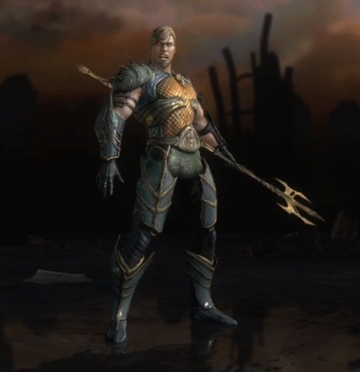 Injustice Gods Among Us Aquaman