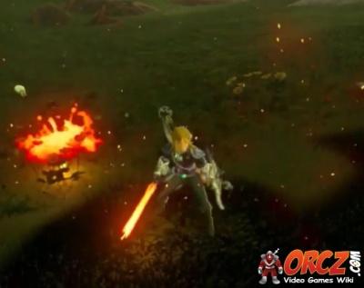 Misko The Great Bandit Zelda >> Breath of the Wild: Flameblade - Orcz.com, The Video Games Wiki