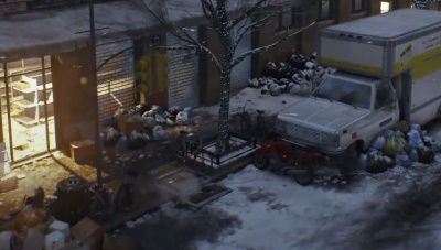 The Division: Garbage Pile Up - Orcz com, The Video Games Wiki